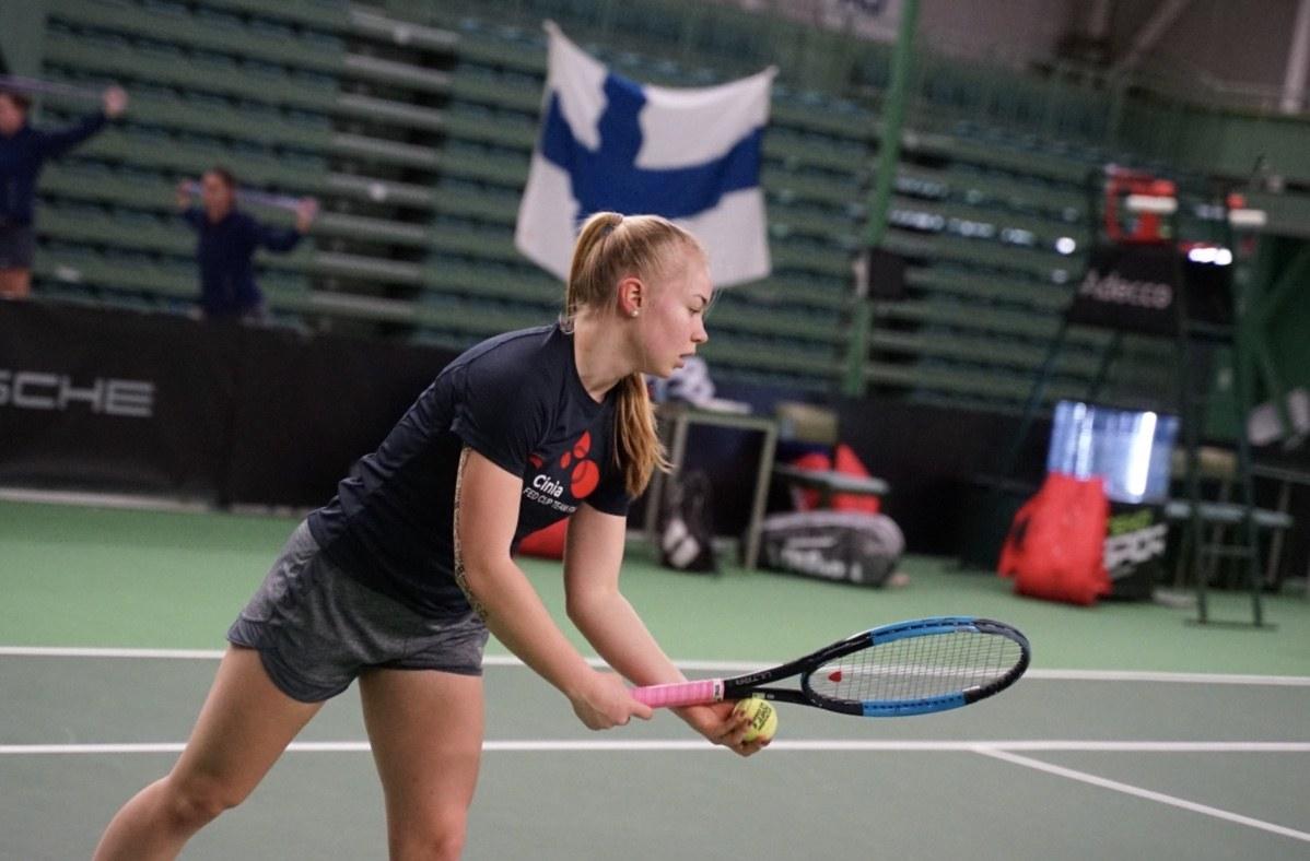 Kuva Suomen Tennisliitto